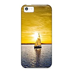 New Boat Tpu Skin Case Compatible With Iphone 5c