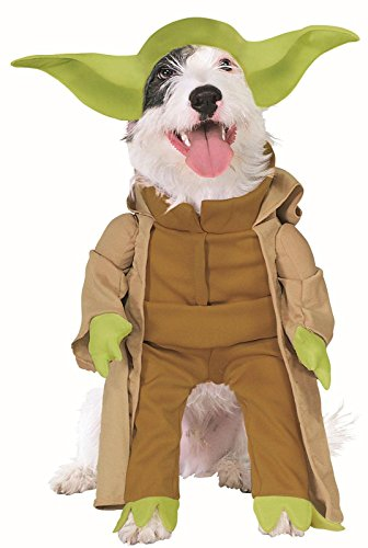 Rubie's Costume Co Yoda Pet Costume, Small, Small ()