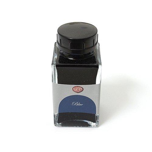 Aurora Box of 6 Blue Ink Bottles (125-B)