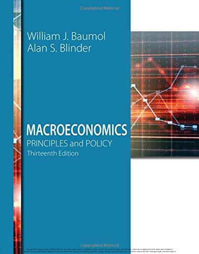 1305280601 - Macroeconomics: Principles and Policy