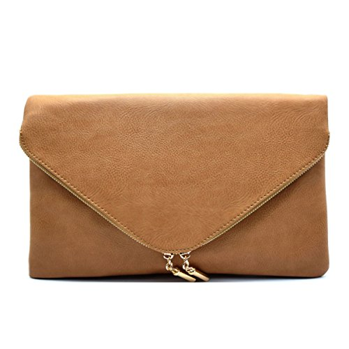 Fold Fashion Stone Evening Elphis Cross Over Purse Bag Large Envelope Clutch Body aIUaqw