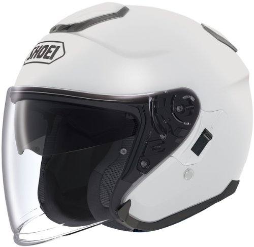 Shoei J-cruise White SIZE:XXL Open Face Motorcycle Helmet