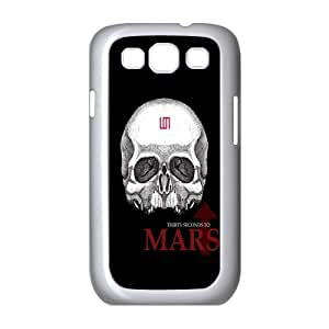 Rock Band 30 Seconds To Mars Samsung Galaxy S3 I9300 I9308 I939 Accessory Case Cover