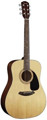 Guitarra acústica Fender CD-60 Acoustic Guitar Natural: Amazon.es ...