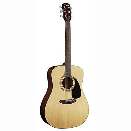 Guitarra acústica Fender CD-60 Acoustic Guitar Natural
