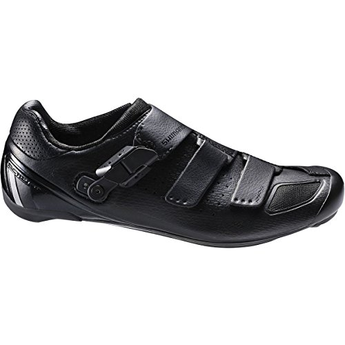 SHIMANO SHRP9 Flagship Road Performance Shoe Men's Cycling 42.5 EU Black