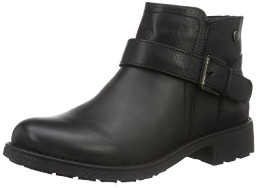 XTI Women's 65331 Ankle Boots, Black Black (Black)