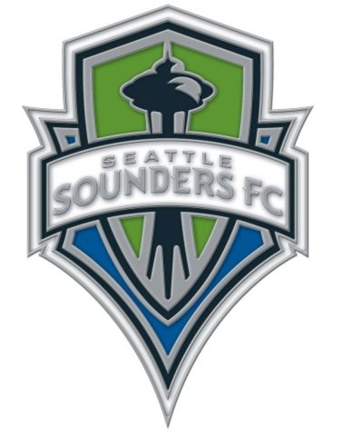 fan products of MLS Seattle Sounders Soccer Logo 1-inch Metal Collectors Pin by WinCraft