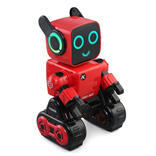 New launch Likero RC R4 CADY WILE 2.4G Clever Distant Management Good Robotic toy (Purple)  Evaluations