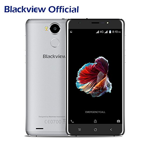 Blackview R6 Handy Ohne Vertrag(5.5 Zoll(15cm) FHD Display, 3GB RAM 32GB ROM, MT6737T Ouad Core Prozessor, 4G Dual SIM Dual Standby Handy