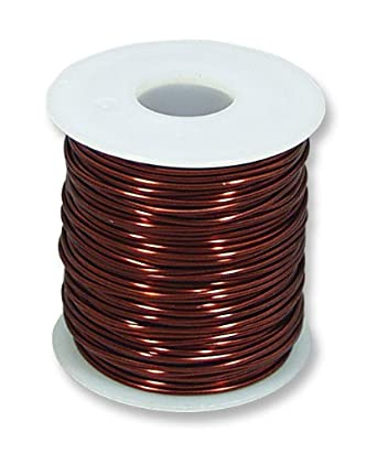 School Specialty Bare 18 Gauge Soft Copper Wire, 199\' Length, 1 lbs ...