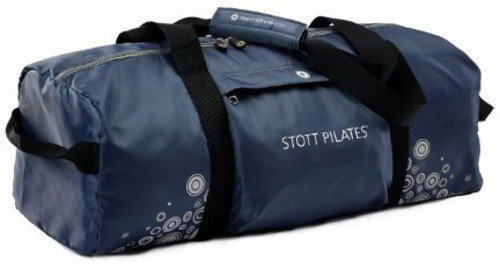 STOTT PILATES Mat Bag, Duffle Style (Gray), 26.5 inch / 67.5 cm ST-06163 Accessory Consumer Accessories Misc. Product
