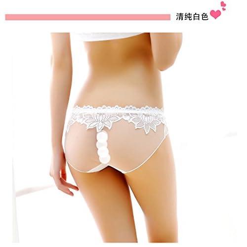 36058c12ba6c RangYR Ropa Interior Femenina Sexy Cintura Briefs Pantalones Slim ...