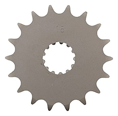 Amazoncom Supersprox Cst 1183 18 2 Front Sprocket For Triumph
