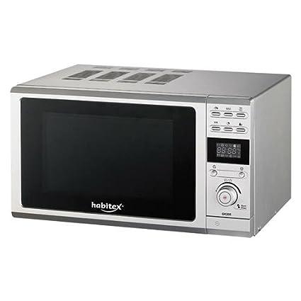 Habitex 1450Y12 - Microondas 20L 700W Digital Con Gri: Amazon.es ...