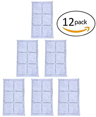 12-Pack Drinkwell Platinum Premium Filter Replacements