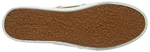 Superga 2790 Cotmetw - Zapatillas Mujer Dorado
