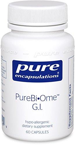 Pure Encapsulations PureBi%E2%80%A2Ome Hypoallergenic Probiotic