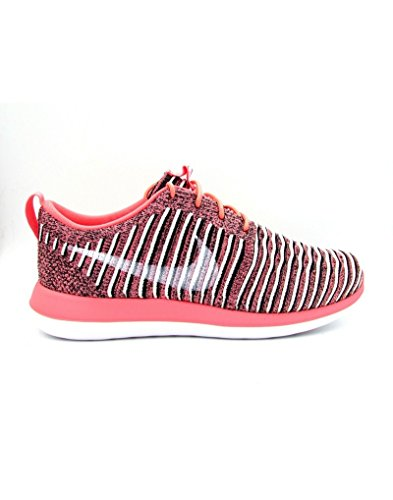 Nike Running Flyknit Two W pink Women's Shoes Roshe BwSrBq