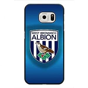 West Bromwich Albion Football Club Funda Samsung Galaxy S6Edge Funda Snap On Skin