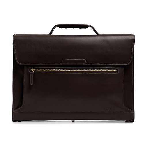 korchmar-lux-williams-17-leather-magnetite-briefcase-f1132-coffee