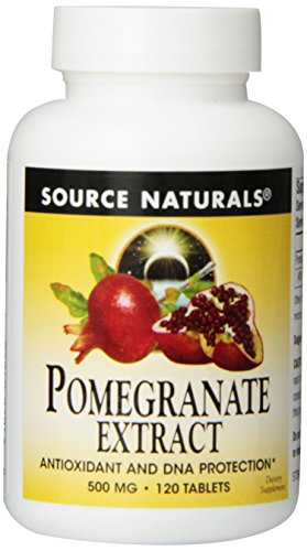 Source Naturals Pomegranate Extract Review