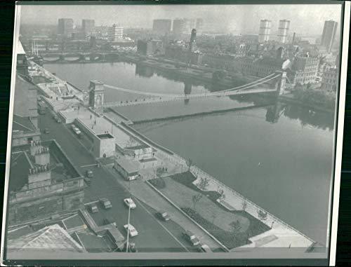 - Vintage photo of glasgow view custom house quay.