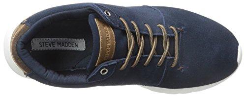 Steve Madden Fighter moda Sneaker Navy