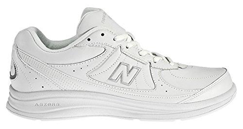 (ニューバランス) New Balance 靴?シューズ レディースウォーキングシューズ New Balance 577 White ホワイト US 10.5 (27.5cm)