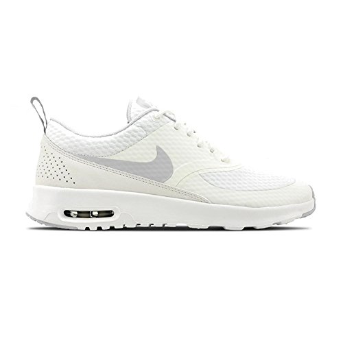Nike Damen Air Max Thea Laufschuhe Summit Weiß / Pure Platinum
