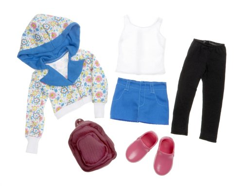 Best Friends Club Ink Large Doll Fashion Pack Casual for sale  Delivered anywhere in USA