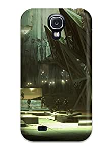 High Impact Dirt/shock Proof Case Cover For Galaxy S4 (infamous: First Light)