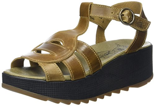 London para Sandals Heels Kail898fly FLYA4 Marr Fly Mujer Ow57xWqF8