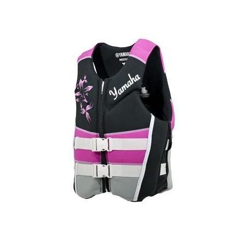 OEM Women's Yamaha Neoprene 2-Buckle Life Jacket Vest PFD Pink X-Large