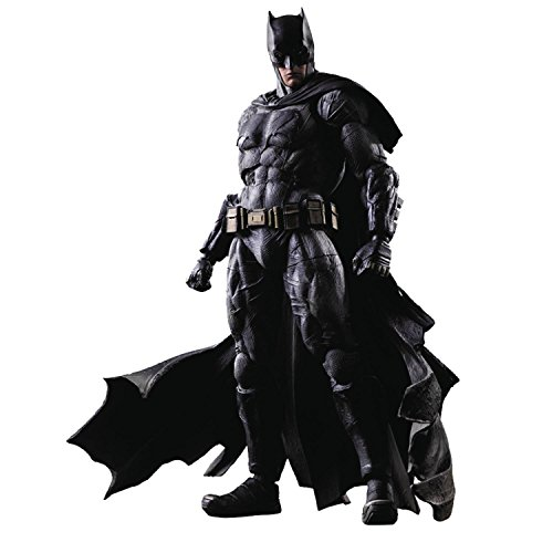 Square Enix Batman vs. Superman: Dawn of Justice: Batman Play Arts Kai Action Figure -