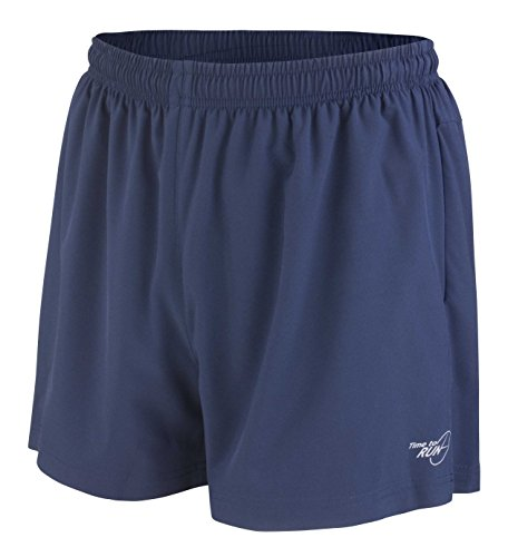 Time to Run Men's Training/Gym/Running Short Medium - Shorts Running Inseam Inch 4