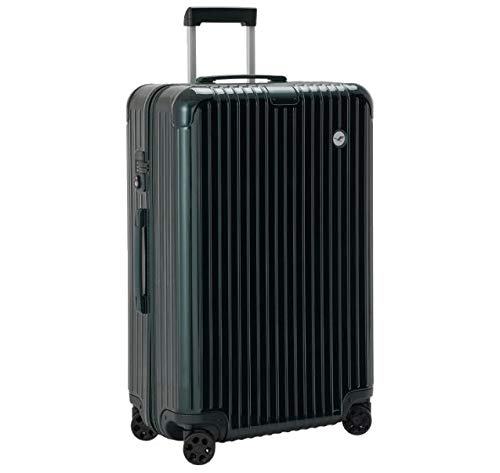 RIMOWA Essential Lufthansa Edition Check-In L, Glossy Green リモワ エッセンシャル ルフトハンザ エディション 85L グリーン [並行輸入品] B07DGMX5HG