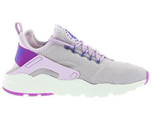 Nike W Air Huarache Run Ultra, Zapatillas de Deporte para Mujer Azul (Bleached Lilac / Hyper Violet)