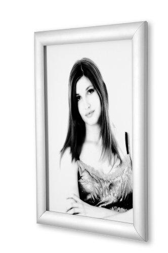 Scribble - Cornice a scatto per poster, formato A4 PFA4M