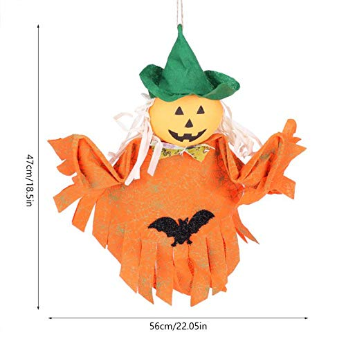 S-Trendy-Homes - Creative Hanging Ghost Craft For Halloween Decoration highlights the mysterious and festive -