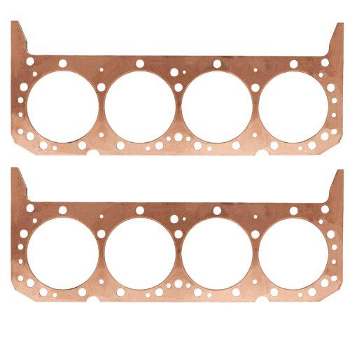 """SCE Gasket T11064 Titan 4.060"""" x 0.043"""" Copper Head Gasket - 2 Piece"""
