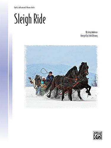 (Sleigh Ride: Sheet (Popular Performer Series))