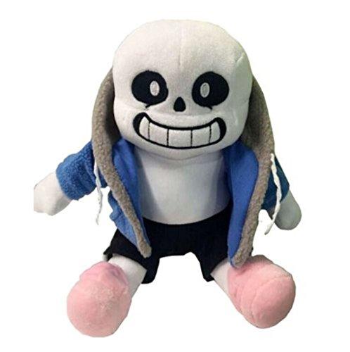 Undertale Sans Papyrus Plush Stuffed Doll 12
