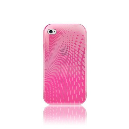 Katinkas KATIP41014 Soft Cover für Apple iPhone 4 Melody pink