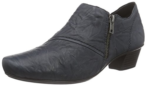 Rieker Donna L.loafer Blu Marino