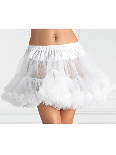 Women's White Petticoat -