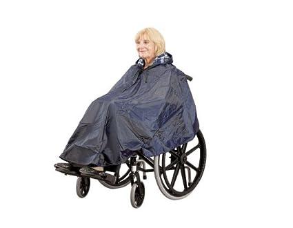 Ability Superstore - Poncho para silla de ruedas