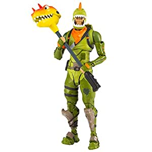 Mcfarlane toys fortnite rex premium action figure toys games - Rex from fortnite ...