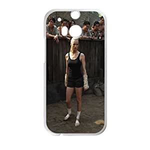 Gift Box - HTC One M8 Cell phone case White - sarah walker chuck-ASDR4719148