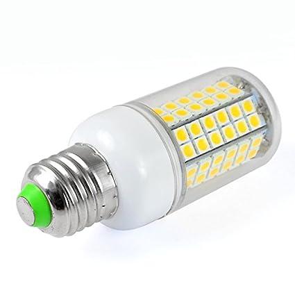 NEU MENGS® 10 StüCk E27 LED Lampe 12W AC 220-240V Warmweiß 3000K 96x5050 SMD